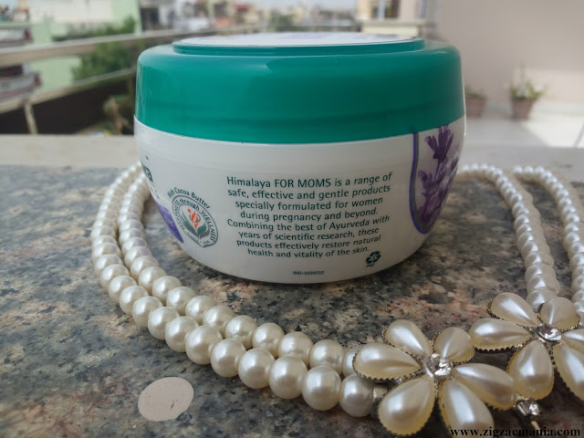 Himalaya For Moms Soothing Lavender Body Butter Review