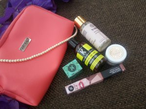 July Month Fab Bag Unboxing & Review! The Color Drama