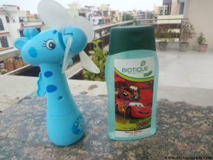 Biotique Botanicals Kids Berry Shake Body Wash (Disney Pixar) Review