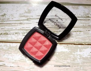 Miss Claire Blusher In Shade 18 : Review and Swatch