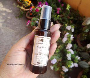 Kama Ayurveda Pure Rose Water: Review