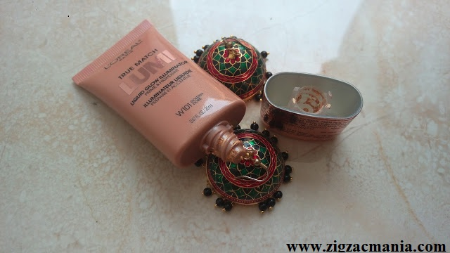 L'Oreal Paris True Match Lumi Liquid Glow Illuminator Review