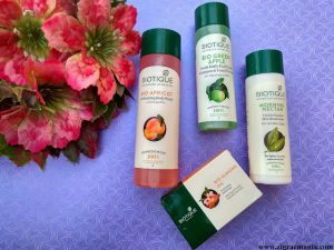 Daily Skin Care Routine With Biotique