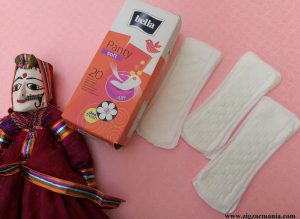 Bella India Products (Sanitary Napkins, Panty Liners & Feminine Wash Review)