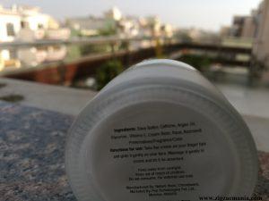 MCaffeine Shea Caffeine Cold Cream With Vitamin E Review