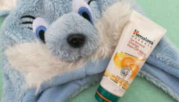Himalaya Herbals Tan Removal Orange Peel-Off Mask Review