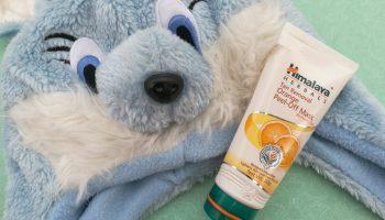 Himalaya Herbals Tan Removal Orange Peel-Off Mask Review