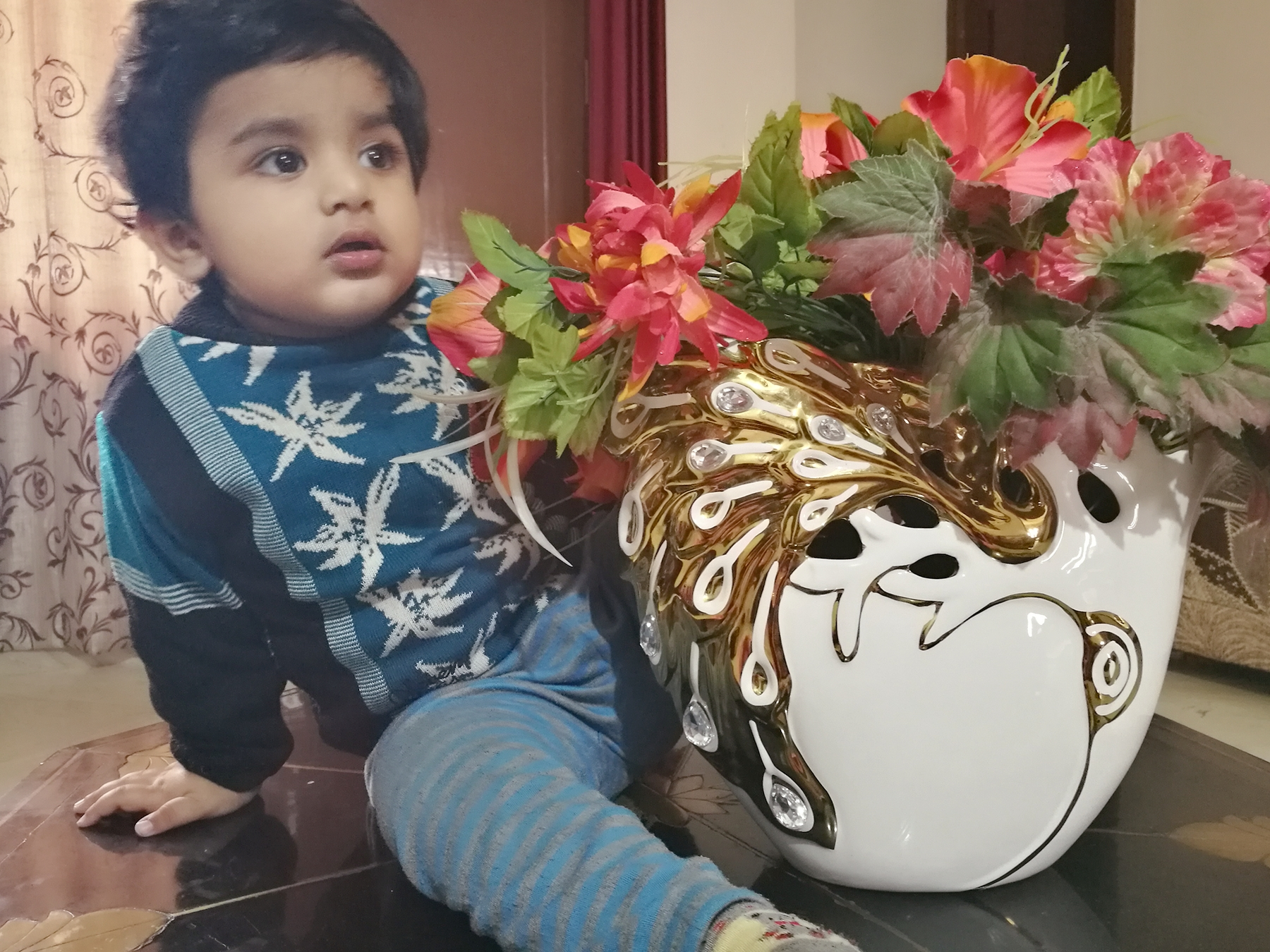 Schedule For a Toddler in Winters|1 to 3 years old