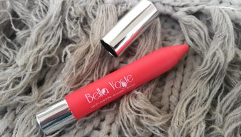 Bella Voste Ulti-Matte Chubby Stick Whipped Cavier (04)| Review & Swatch