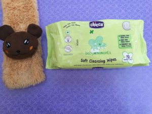 Chicco Baby Moments Soft Cleansing Wipes| Review