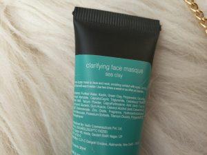 Natural Bath & Body Sea Clay Mask Review
