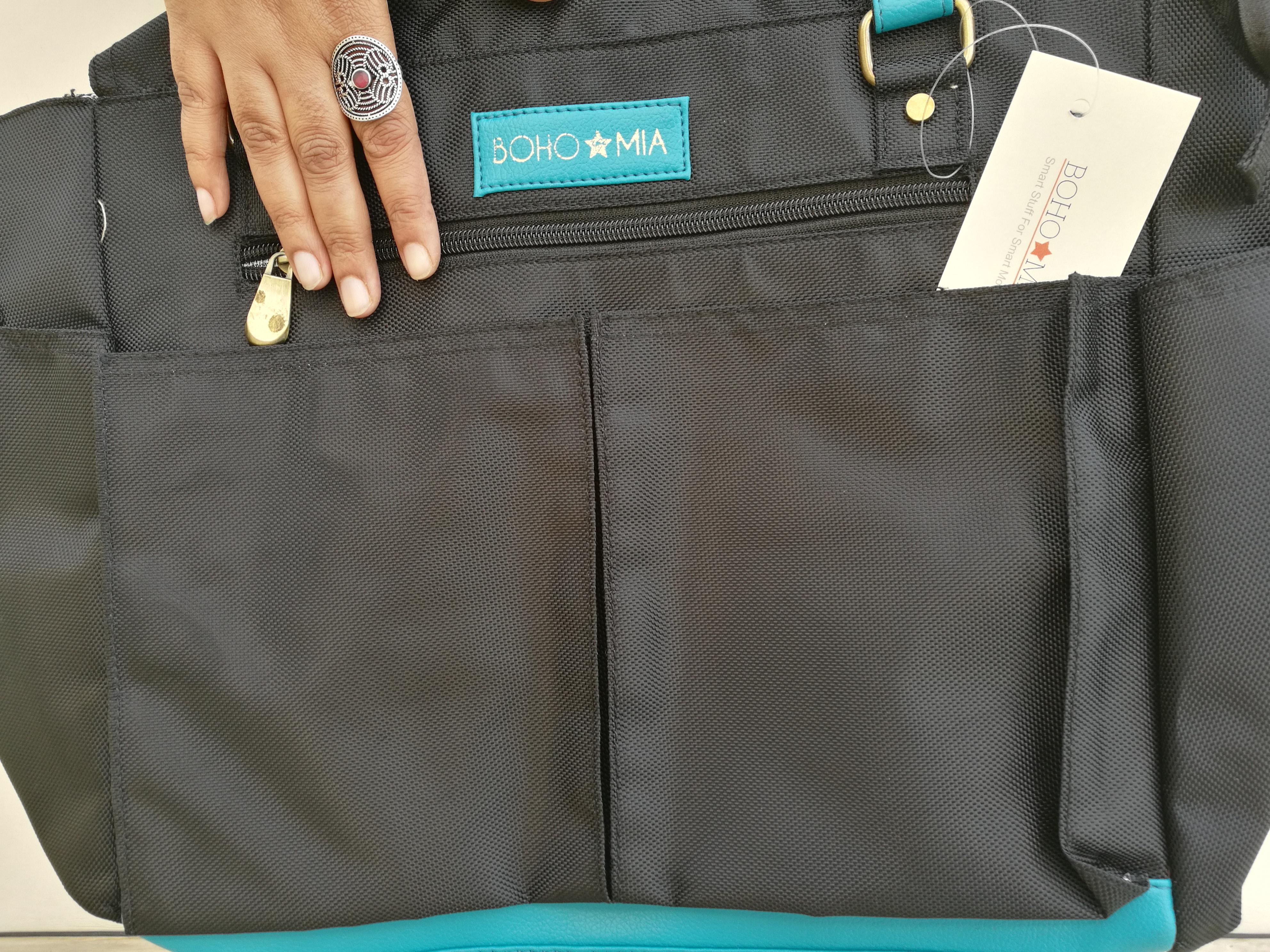 Bohomia Classic Large Tote Diaper Bag Review