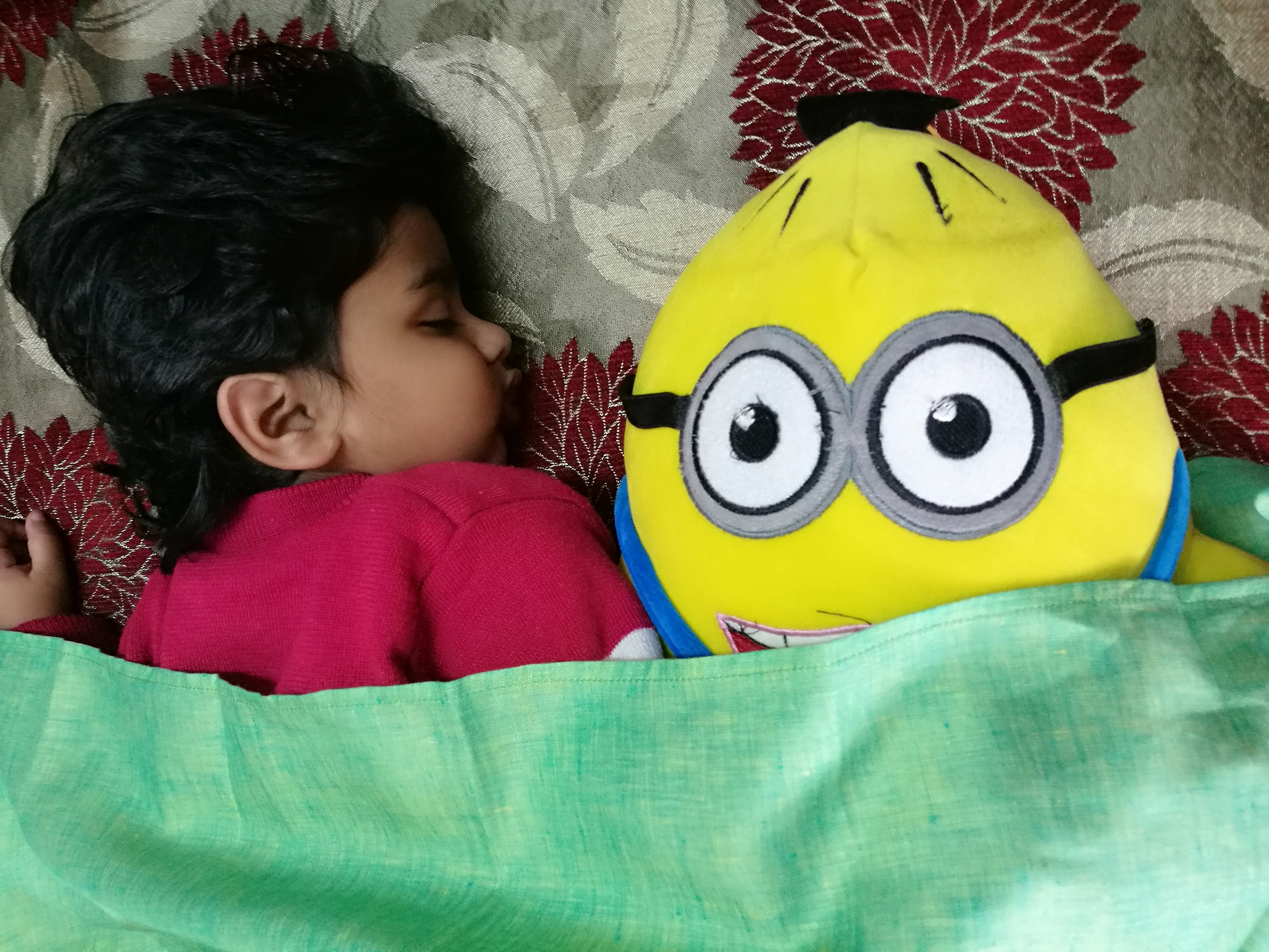 My Baby Sleeps Peacefully Again!