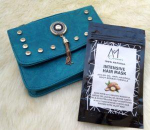 AM Greens Intensive Hair Mask (Hair Fall & Root Repair Formula) Review