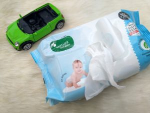 Mother Sparsh Baby Wipes ( 98 % Water) Review