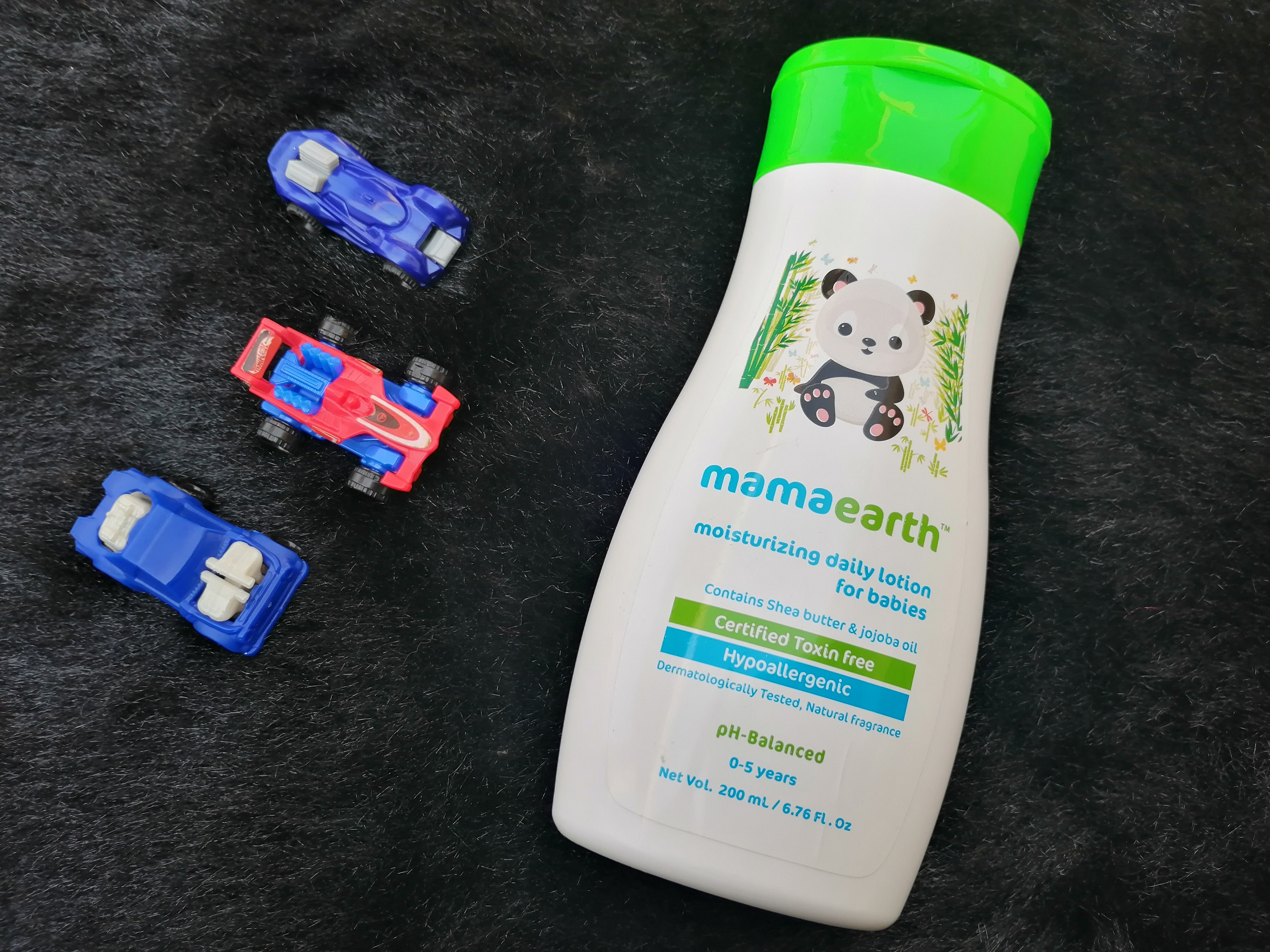 MamaEarth Moisturizing Daily Lotion For Babies| Review