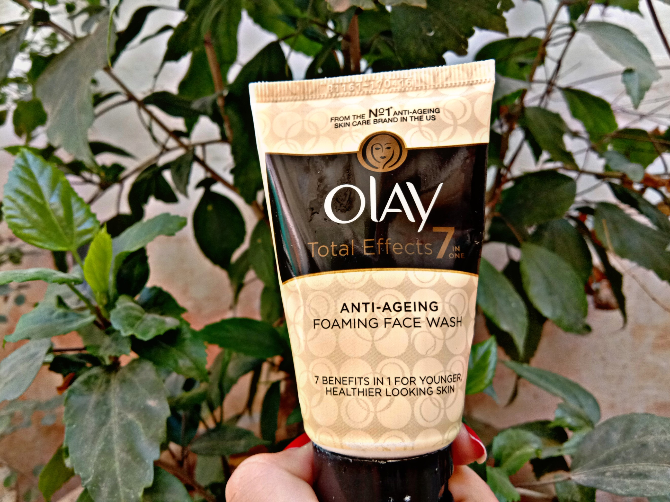 Olay Face Wash Review
