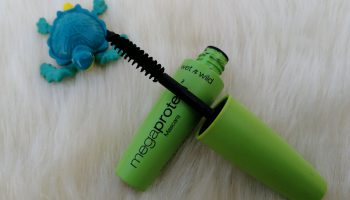 Wet n Wild Mega Protein Water Proof Mascara| Review & Swatch