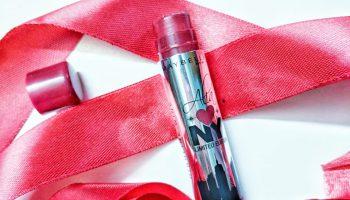 Maybelline Baby Lips Alia Loves New York Lip Balm (Highline Wine)  Review & Swatch