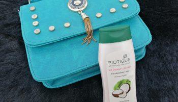 Biotique Bio Creamy Coconut Ultra Rich Body Lotion Review