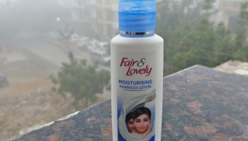 Fair & Lovely Moisturising Fairness Lotion Review