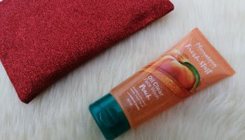 Himalaya Fresh Start Oil Clear Face Wash (Peach)| Review