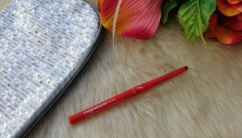 Faces Canada Magneteyes Kajal Review & Swatch