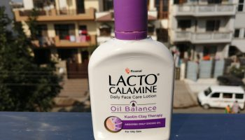 Lacto Calamine Skin Balance Daily Nourishing Lotion| Review