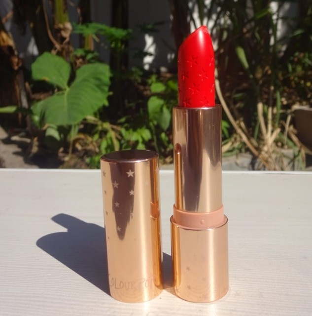 ColorPop Crème Lux Lipstick Get A Room| Review & Swatch
