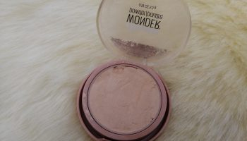 Maybelline Dream Wonder Powder| Review