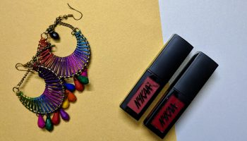 Nykaa Matte To Last Liquid Lipsticks (Dilli & Mishti)| Review & Swatches