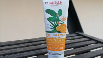 Patanjali Orange Aloe Vera Face Wash Review
