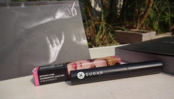 Sugar Uptown Curl Mascara| Review