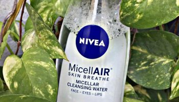 Nivea Sensitive 3-in-1 Micellar Cleansing Water Review