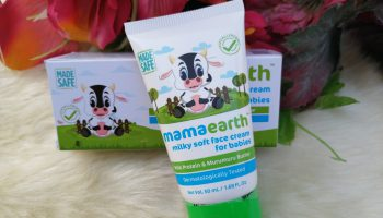 MamaEarth Foaming Face Wash For Kids Review