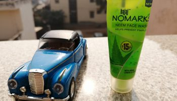 Bajaj Nomarks Neem Face Wash Review