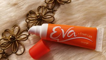 Eva Fresh Lips Orange Lip Balm Review