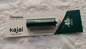 Himalaya Herbals Kajal| Review & Swatch