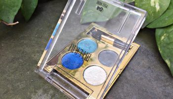Milani Firence Foil Eyeshine Venice (04) Palette  Review & Swatch