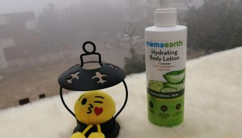 Mamaearth Hydrating Body Lotion (with Cucumber & Aloe Vera) Review