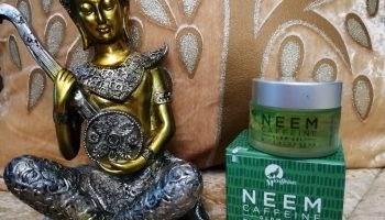 MCaffeine Neem Caffeine Glow Gel (With Aloe Vera) Review