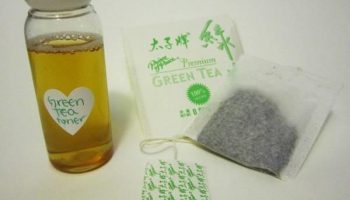 DIY| Green Tea Toner
