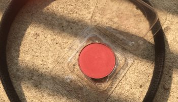 ColorPop Matte EyeShadow Stay Golden| Review & Swatch