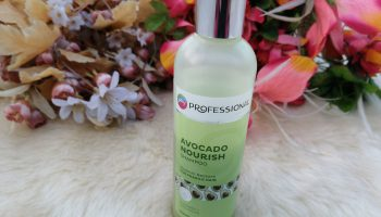 Godrej Professional Avocado Nourish Shampoo Review