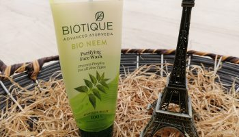 Biotique Bio Neem Purifying Face Wash| Review