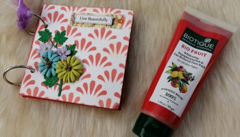 Biotique Bio Fruit Face Pack (Whitening, Depigmentation & Tan Removal) | Review