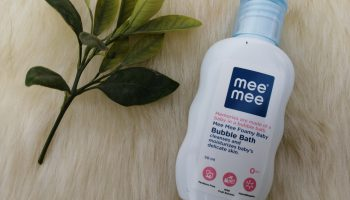 Mee Mee Foamy Baby Bubble Bath Review