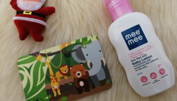 Mee Mee Soft Baby Lotion| Review
