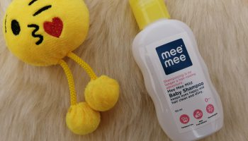 Mee Mee Mild Baby Shampoo| Review