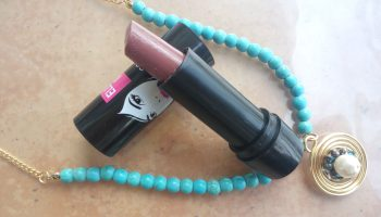 Elle-18 Color Burst Lipstick (Mystery Mauve)| Review & Swatch